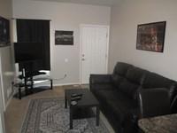 Living room in 1 BDR Apt.