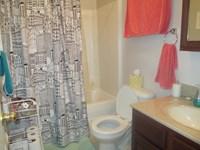 Bathroom in 2 Bdr Apt
