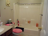 Bathroom in 2 Bdr